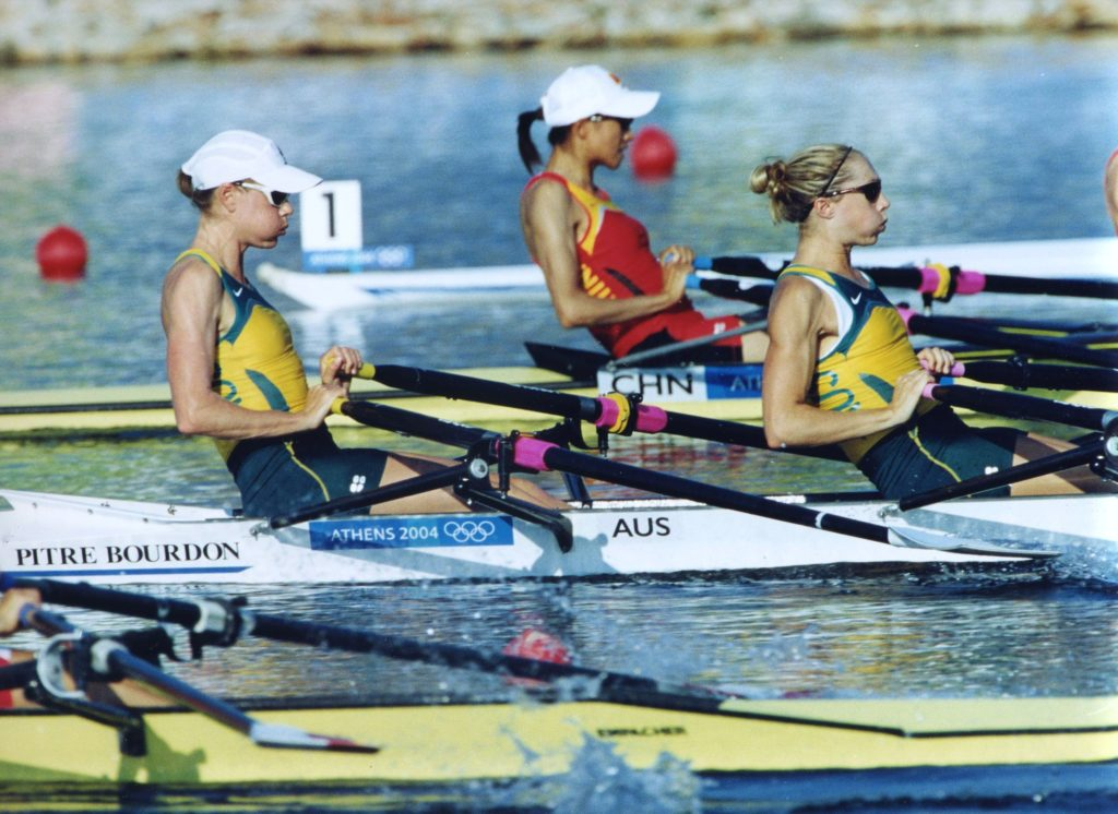 Olympics, rowing