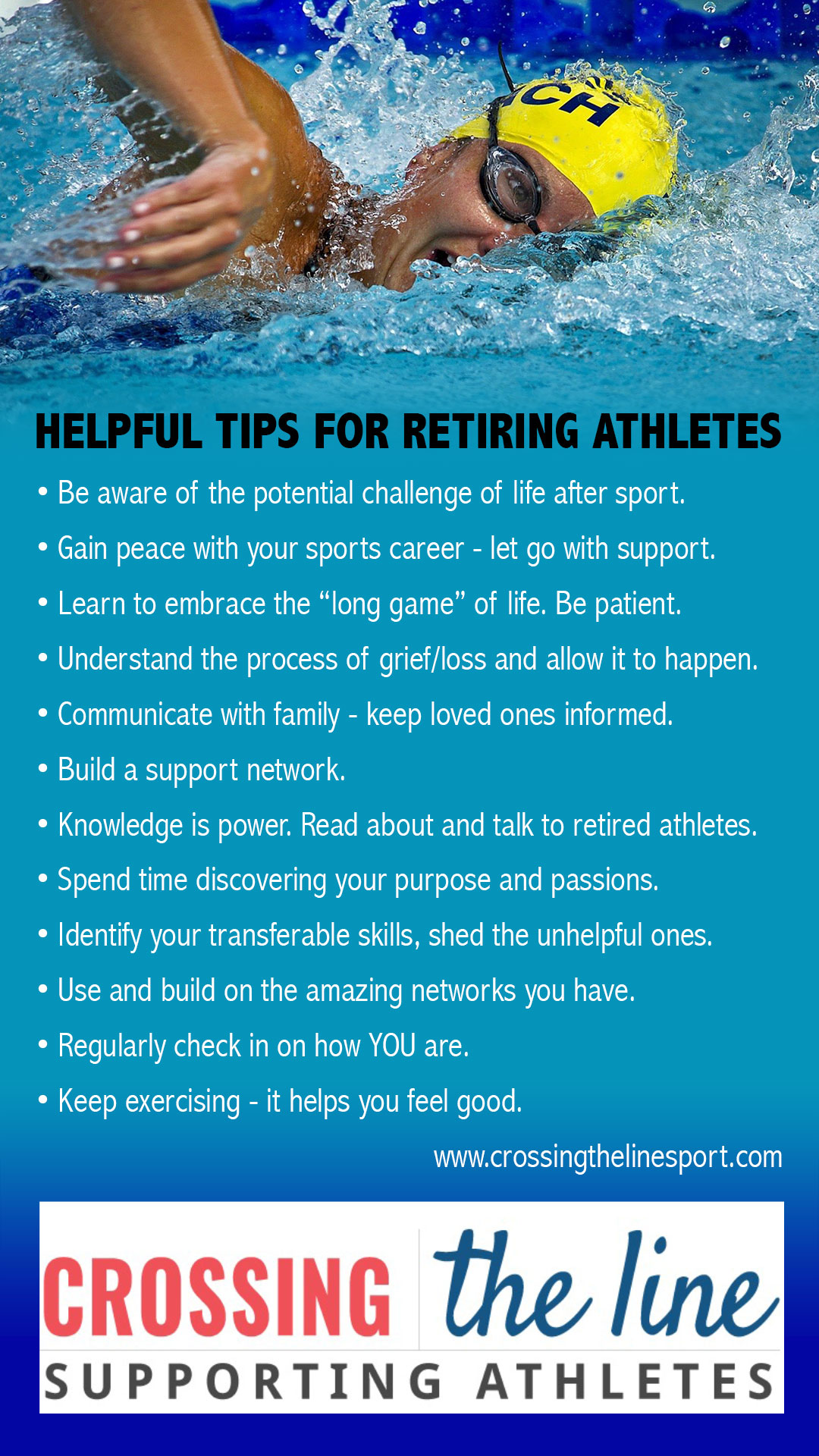 retirement, athlete, athlete retirement, athlete transition, olympics, Paralympics,  afl, nrl, rugby,