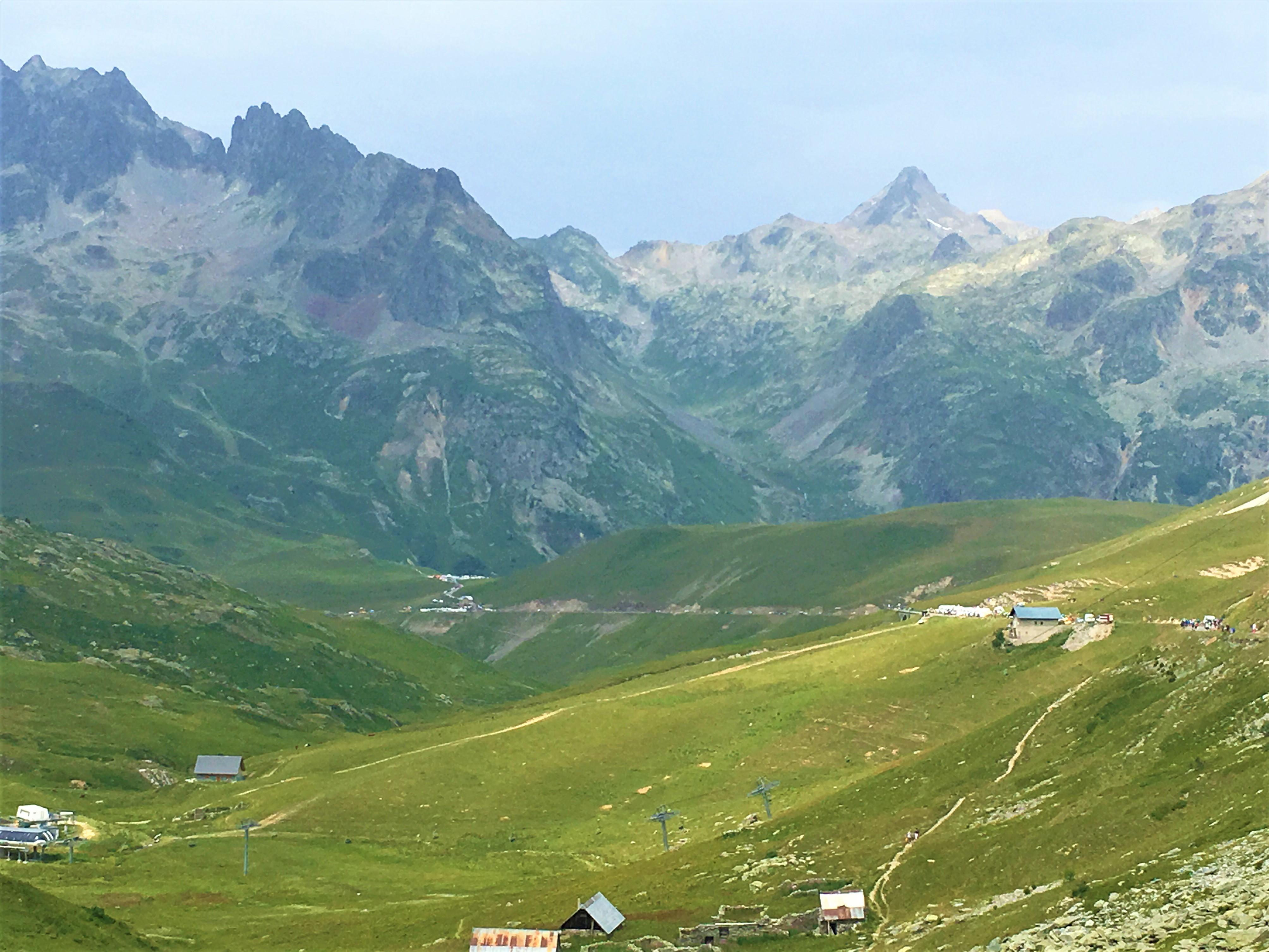 Tour de France Alps