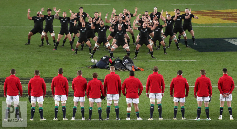 All Blacks mental vulnerability.