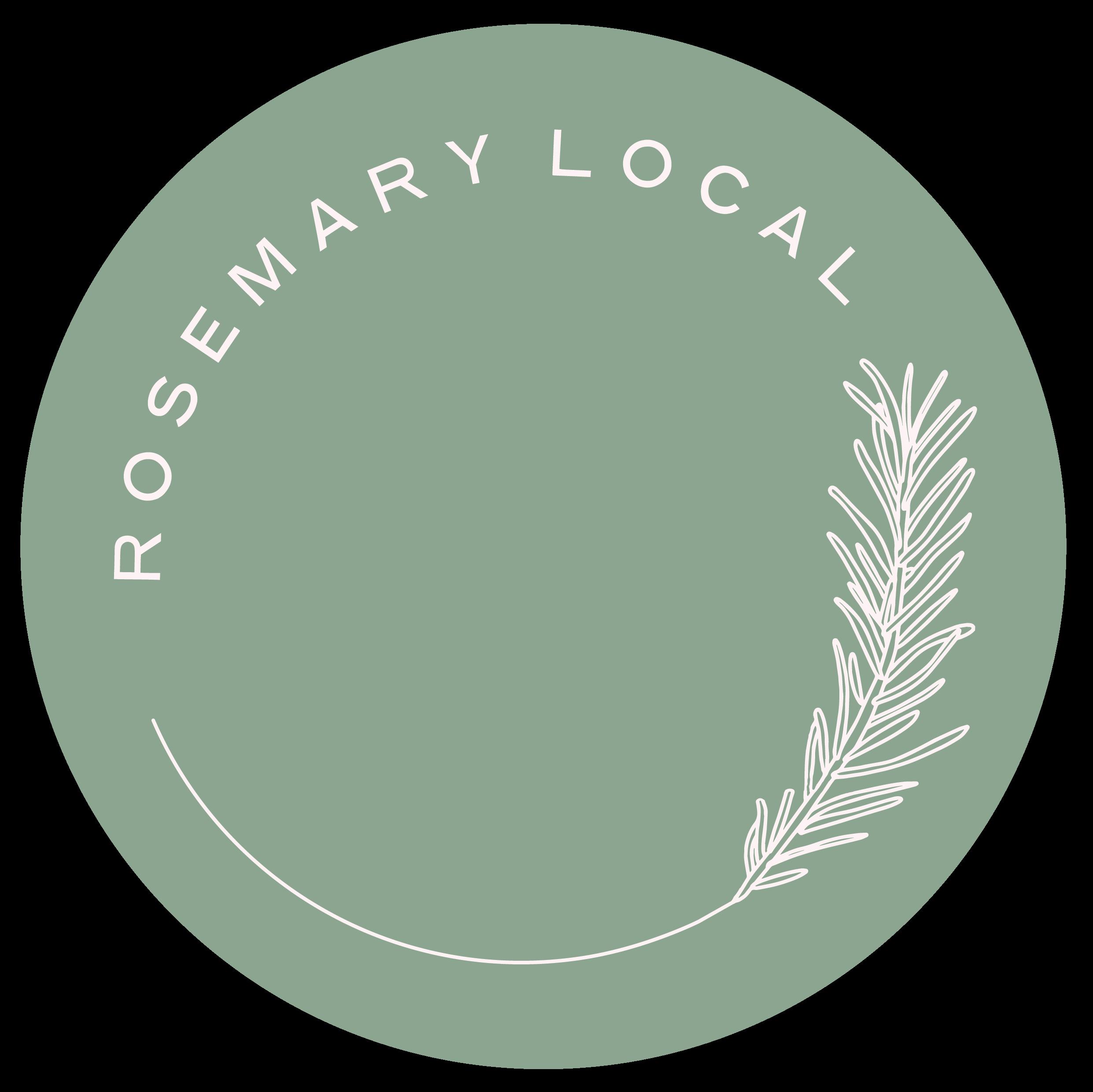 Rosemary Local logo